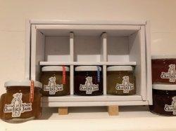 画像1: 小瓶6個セット用の箱